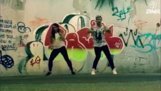Deorro Ft Elvis Crespo - Bailar (Rodri Clavero & Adri Naranjo Remix 2016 - Zumba Fitness Choreo