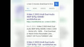 Download movie in 300mb & get HD quality