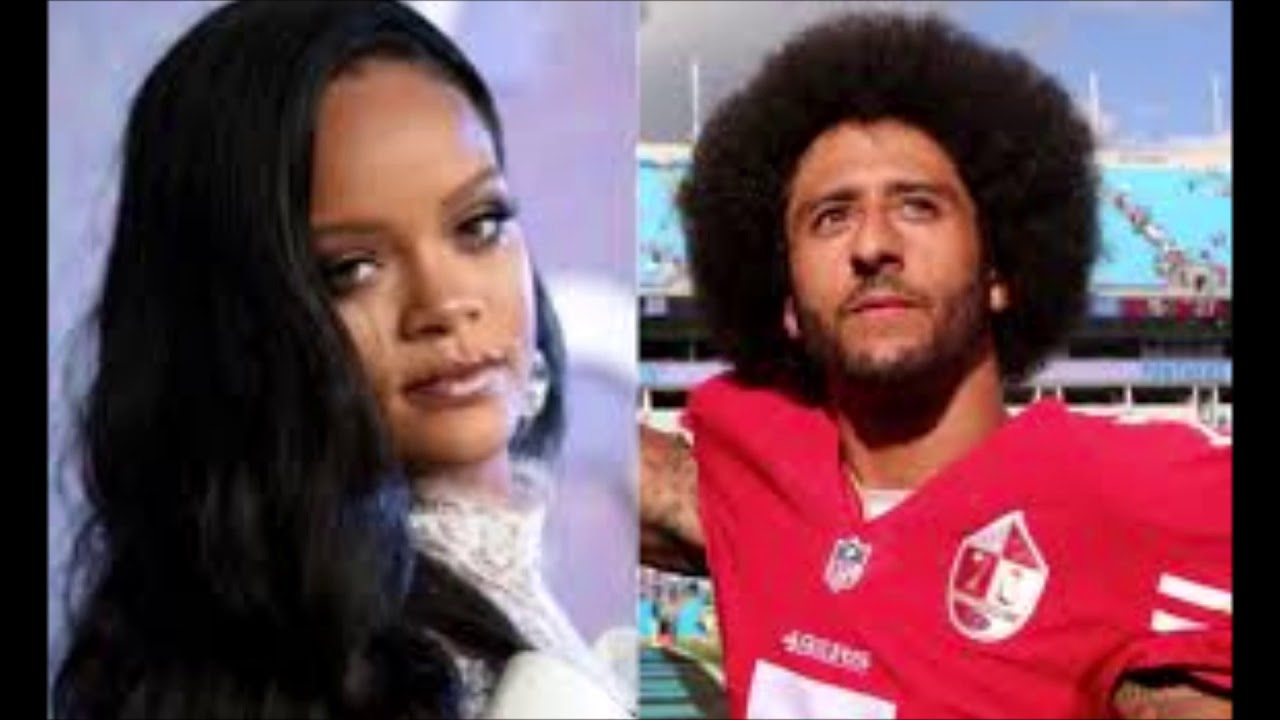 Rihanna Reportedly Turned Down Super Bowl Halftime Show In Support Of Colin Kaepernick