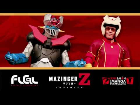 Mazinger Z Infinity - Clara Cow's Cosplay Show 2017 streaming vf