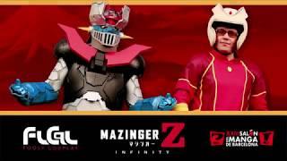 Mazinger Z Infinity - Clara Cow's Cosplay Show 2017