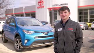Rav4 – Walkaround | Steve Landers Toyota in Little Rock, Arkansas