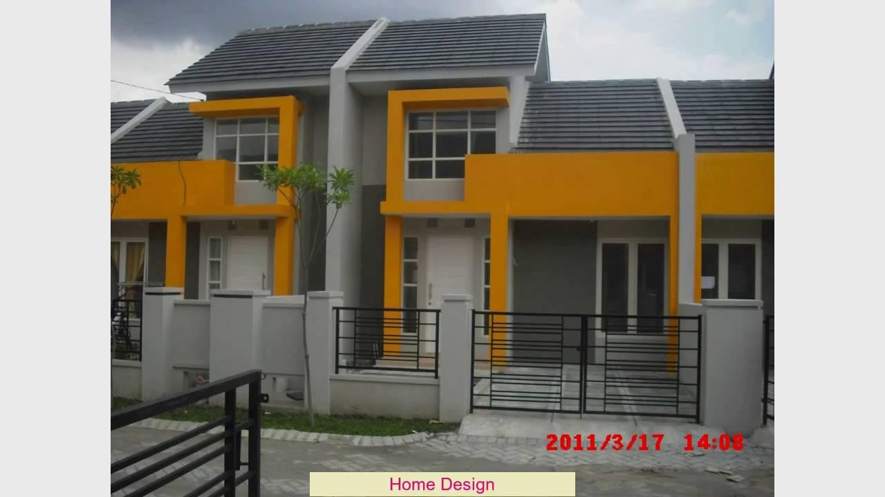 Desain Rumah Ukuran 7X12 - YouTube