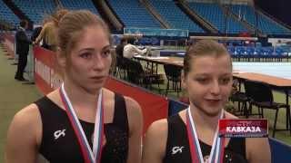 Азербайджан - лидер по спортивной гимнастике на Южном Кавказе