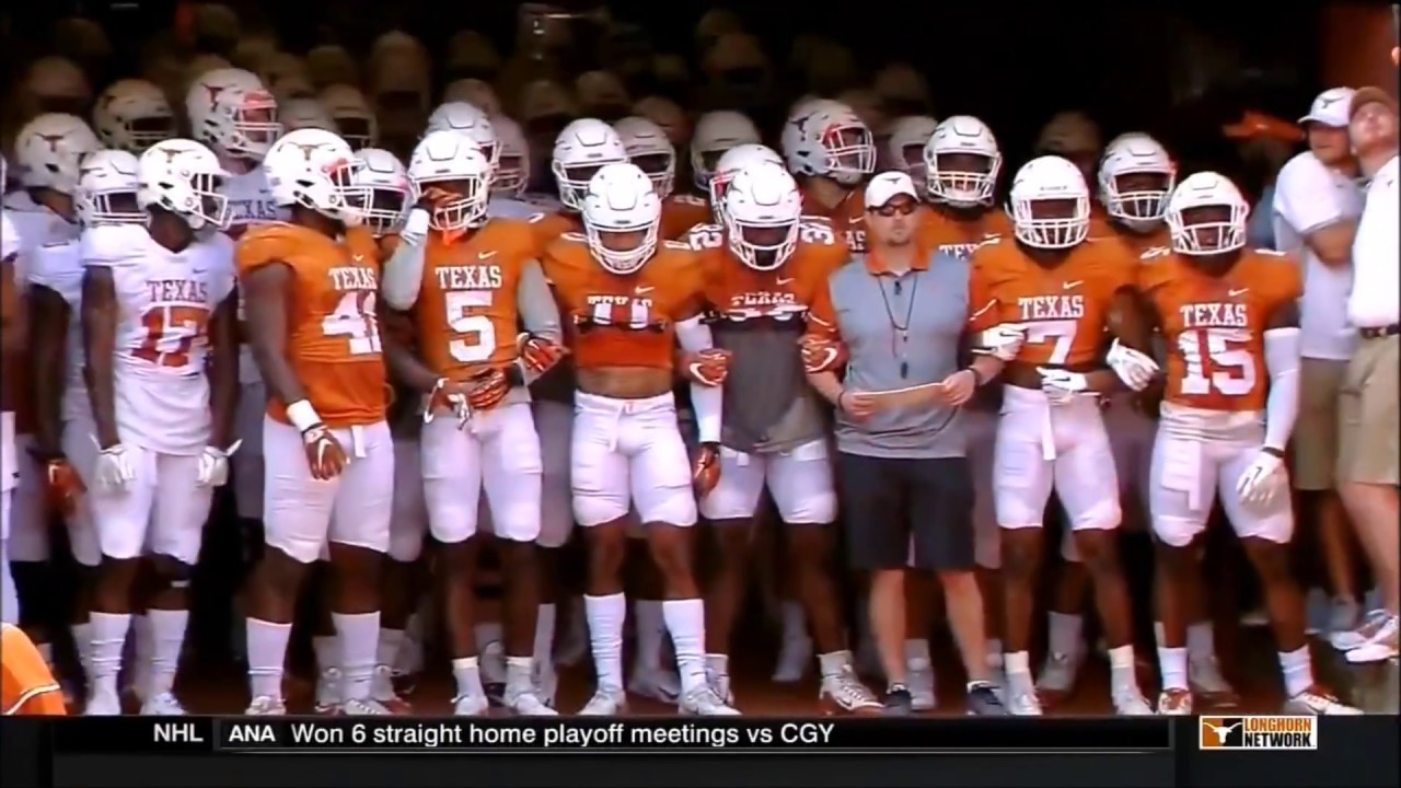 Condensed 2017 texas longhorns football spring game 41517 all condensed 2017 texas longhorns football spring game 41517 all plays sciox Images