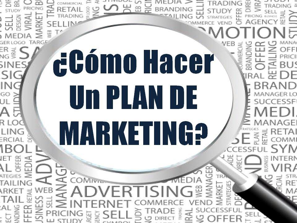 Como Hacer Un Plan de Marketing: Curso Para Empresas - YouTube