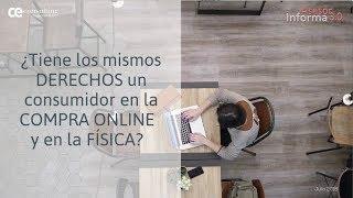 Compra online: Derechos del consumidor | Asesor Informa 3.0