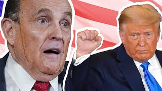 video: Rudy Giuliani: The dramatic fall of 'America's mayor' ordered to lead Donald Trump's desperate last stand