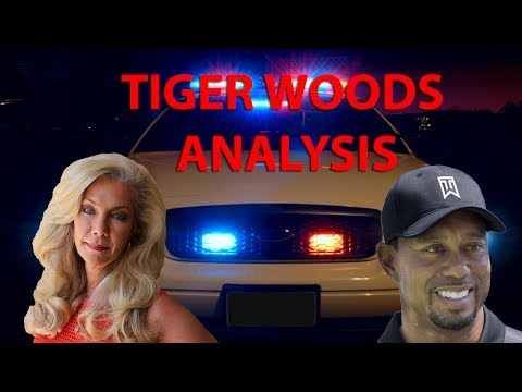 Tiger Woods  Who's in the News, Life Analysis