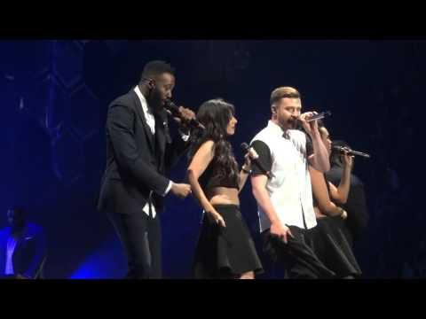 Justin Timberlake - Summer Love & Lovestoned - The Forum 11.24.14