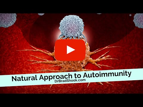 The Natural Approach to Autoimmune Conditions