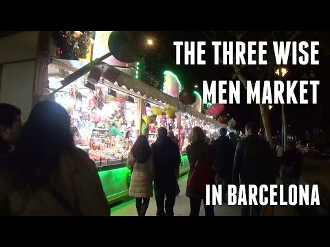 The Three Wise Men Market
