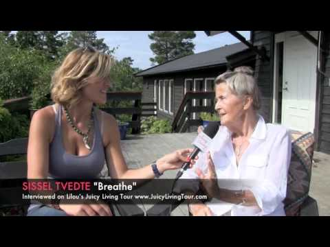 Breath, Life & Re-birthing - Sissel Tvedte, 80 years, Norway