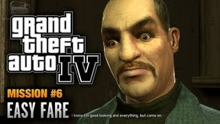 GTA 4 - Mission #6 - Easy Fare (1080p)
