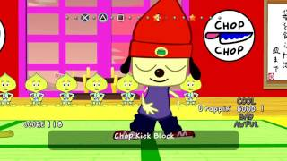 Parappa the Rapper Remastered Quick Play (Demo)