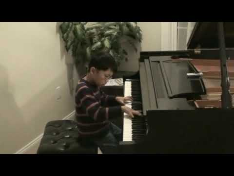 Beethoven Sonata #1 M1 by Andrew Li