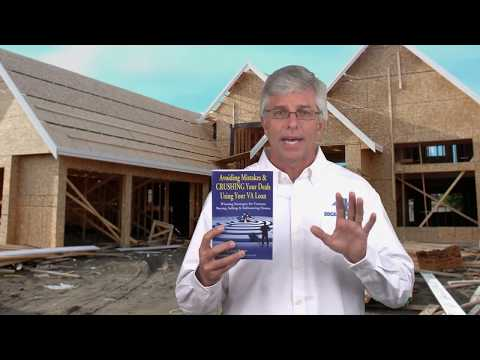 Buy land and build a house using a VA construction loan