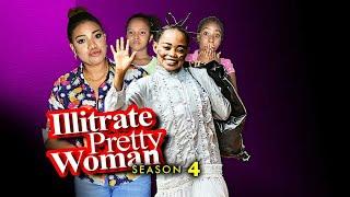 illiterate Pretty Woman Season 4 - New Movie 2019 Latest Nigerian Nollywood Movies Queeneth HILBERT