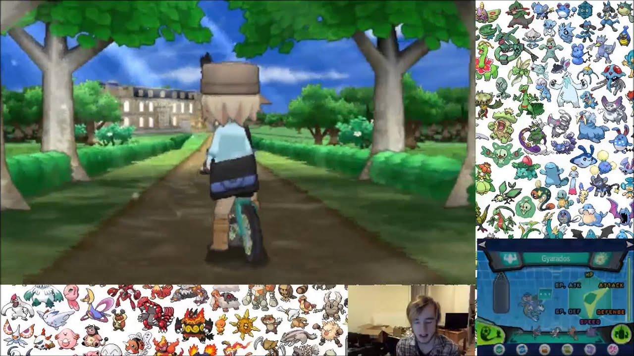 Hm Cut Pokemon X