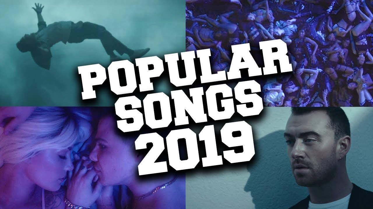 Top 50 Most Popular Songs Of 2019 Until April Youtube