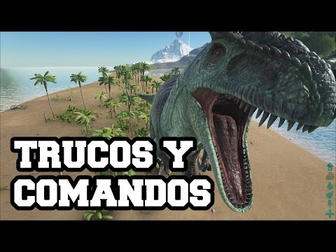 COMANDOS   ARK: Survival Evolved