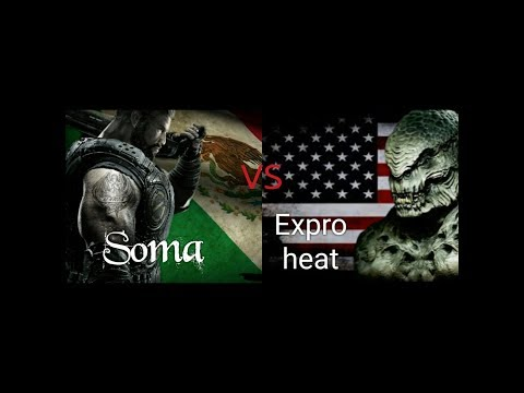1v1 Soma vs Expro iEaT. (Gringos Racistas miembros de TC Army)