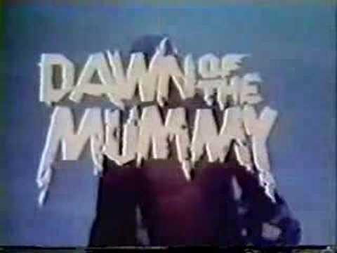 Dawn of the Mummy trailer