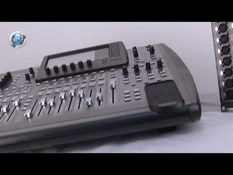 I//O Stage Digital Box With 8 Remote Preamps Behringer SD8
