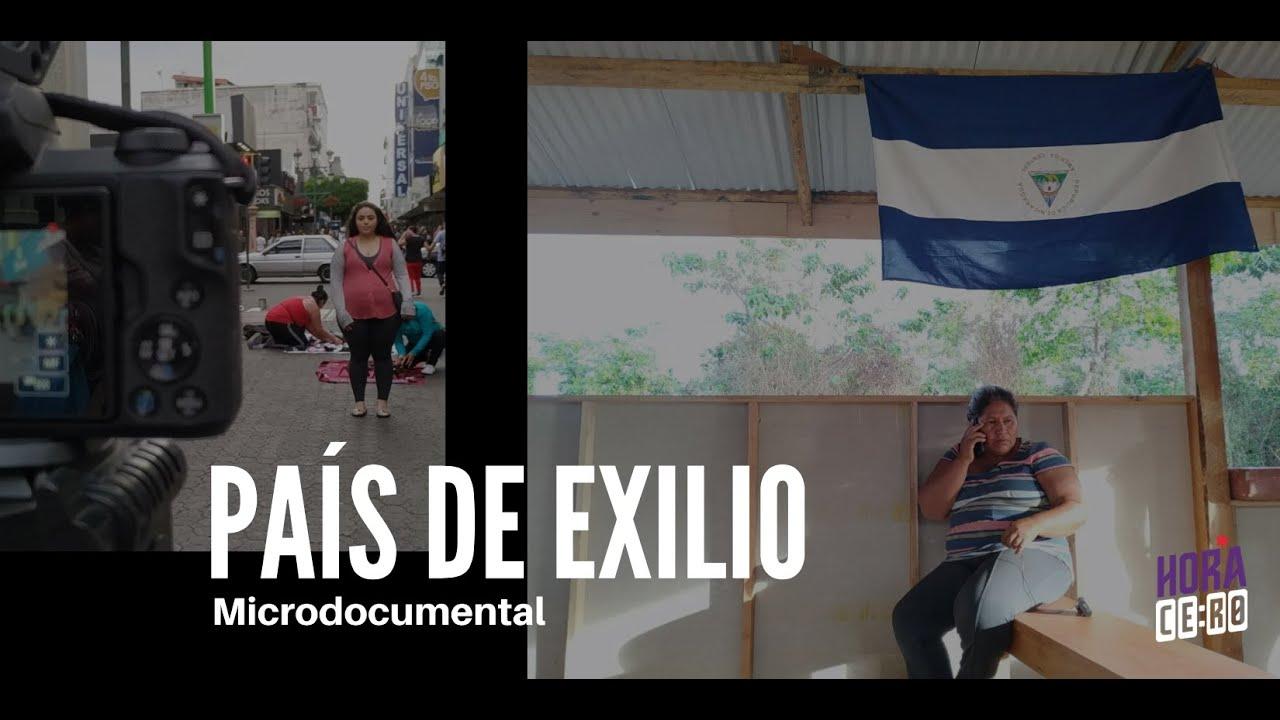 País de Exilio: Microdocumental