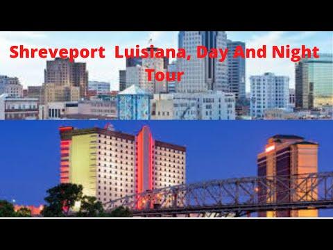 Shreveport Louisiana Day And Night Tour