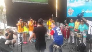 No vale la Pena Enamorarse - Ray  Sepulveda & Cesar Vega - La Caro Band - el soldado Ryan