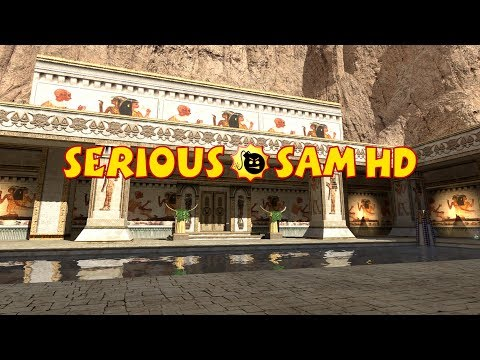 Serious Sam Classic The First Encounter (Retro Game Csapassuk)