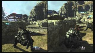 Splinter Cell Blacklist | Co-op Split-screen mission