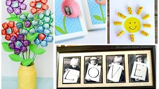 Easy Mothers Day Crafts Kids