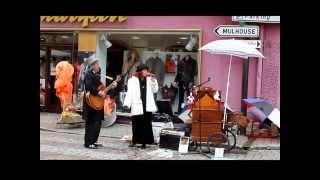 Vidéo, dans les rues de MASEVAUX  le 17 Octobre 2015 Fête de la Citrouille
