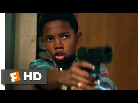 Breaking In (2018) - First Kill is the Hardest Scene (6/10) | Movieclips