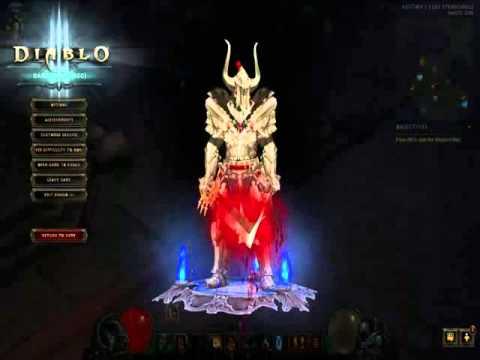 Wizard Diablo  Final Build