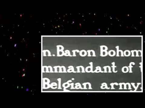 The Battles of a Nation - WWI, Western Front, Belgium, Siege of Antwerp 28030