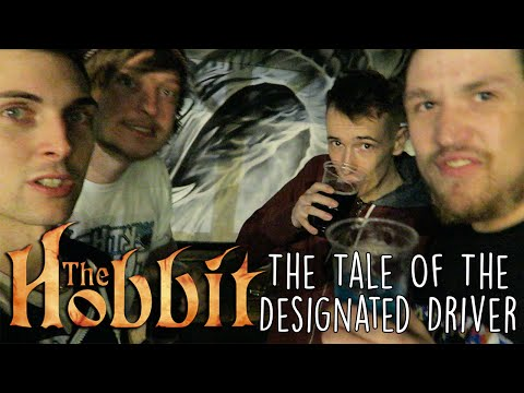 The Hobbit: The Tale Of The Designated Driver | ZoneAwesome