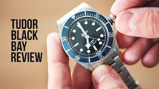 Tudor Black Bay: The Best Entry Level Luxury Watch
