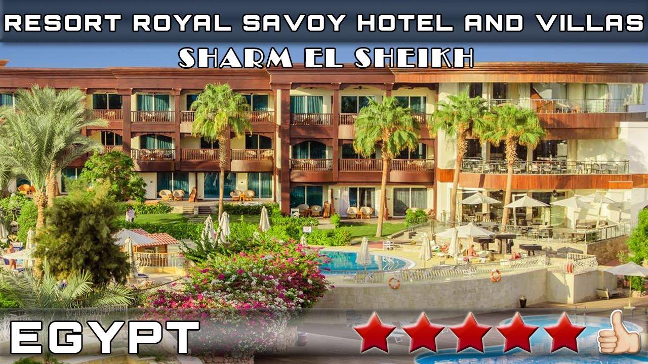 Royal Savoy Hotel And Villas