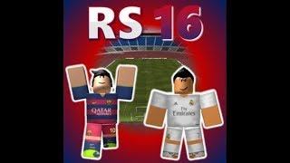 Robloxia Soccer 2018 - RS 18! (roblox)