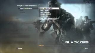 [PS3] Black Ops - Hack Prestige 14 & 15 & 16 + Stats Modded + 2 500 000 CodPoints