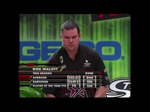2009 King of Bowling, Third Show - All 12 Shots of Wes Malott's 300