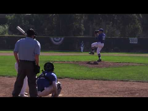 RHP Patrick Norton (Serra '20) at BAWS Uncommitted
