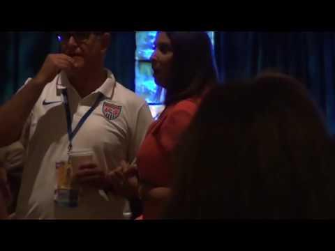 DNC 2016 - Day 1 - California Delegates breakfast