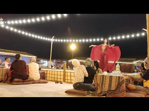 Belly Dance | Desert Camp | Dubai