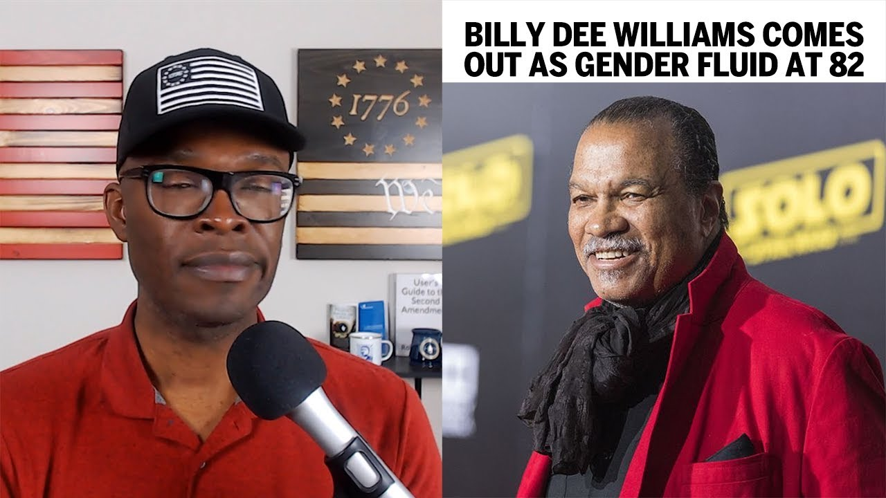 Billy Dee Williams Comes Out AS GENDER FLUID at 82 - WHY? - ABL