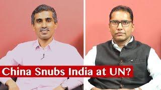 Understanding China's Behaviour Towards India