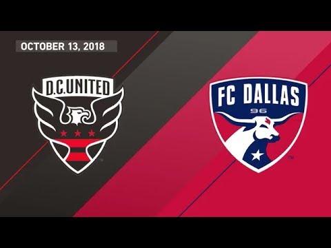 HIGHLIGHTS: D.C. United vs. FC Dallas | October 13, 2018